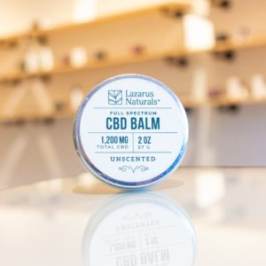CBD Topicals & Creams